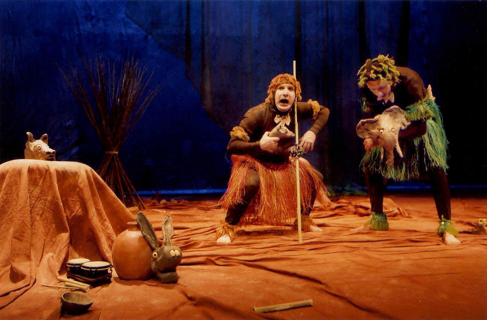 contes blaise cendrars marionnette jeune public